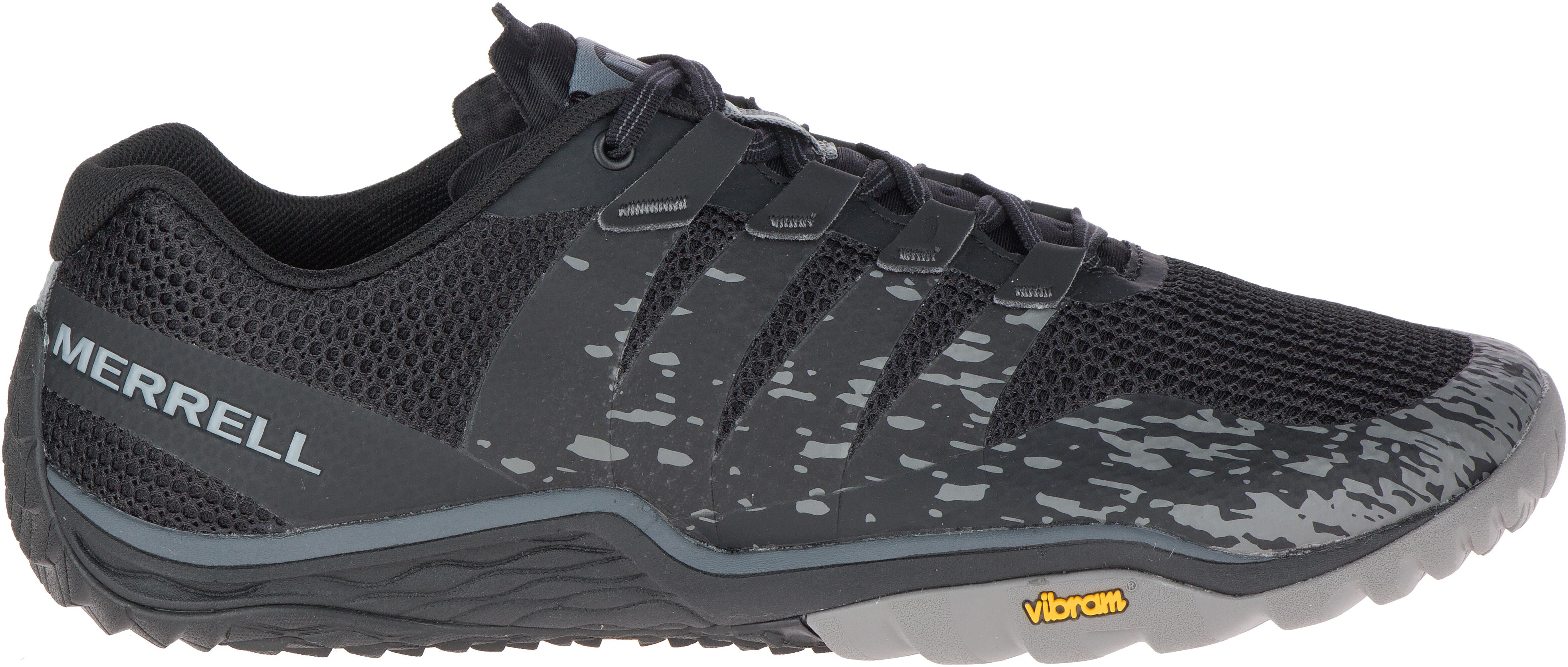 3e4a397244a Merrell Trail Glove 5 Schoenen Heren grijs/zwart l Online outdoor ...